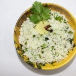 Lemon Coriander Rice