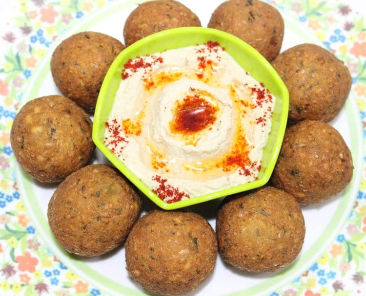 quick and easy falafel recipe