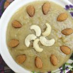 Rajgira Sheera Recipe