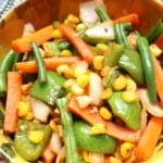 Sauteed Vegetables Recipe