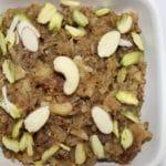 Nutty Coconut Halwa Recipe