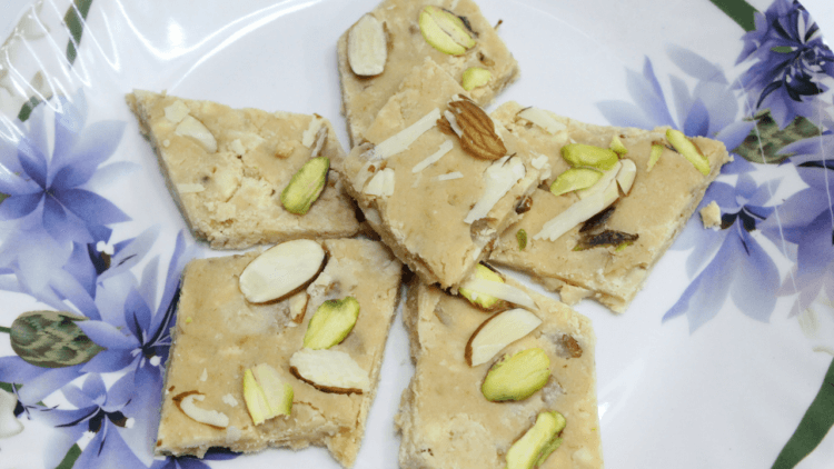 Shrikhand Katli Recipe