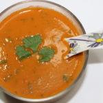 Tomato Coriander Shorba Recipe – Tamatar Dhaniya Shorba