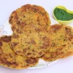 Makki Ki Masala Roti Recipe – Punjabi Corn Flour Bread
