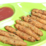 Crispy Potato Fingers Recipe