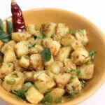 Jeera Aloo Sabzi Recipe