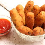paneer fingers fries recipe