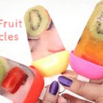 fruit popsicles recipe