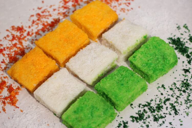 Tempting Tiranga Mithai - Independence Day Special