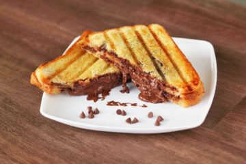 cheese chocolate sandwich recipe
