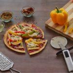 healthy suji pizza recipe