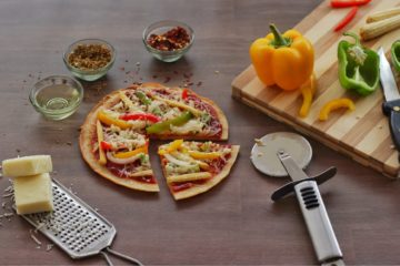 healthy suji pizza recipe