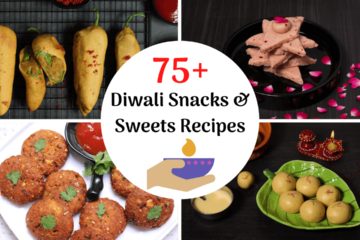 diwali sweets and snacks recipes
