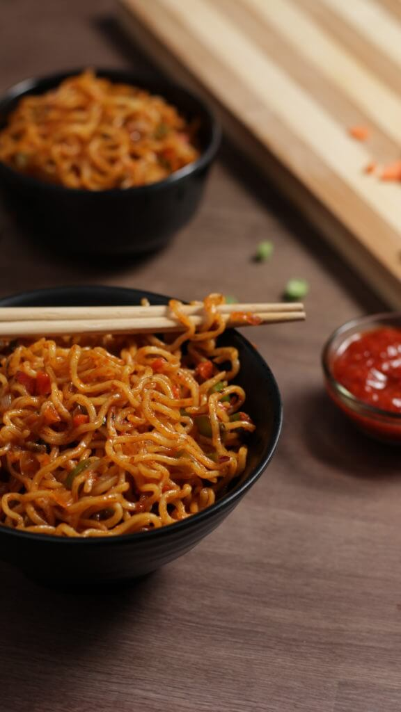 chinese maggi noodles