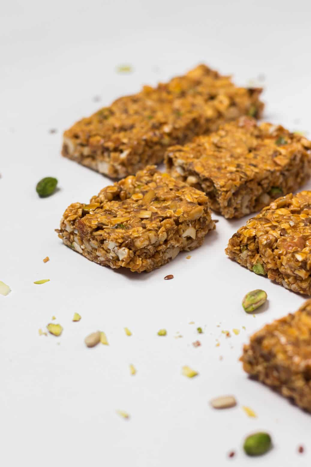dry fruit energy bar