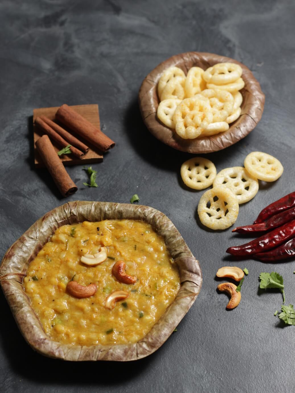 tikho khichdo recipe