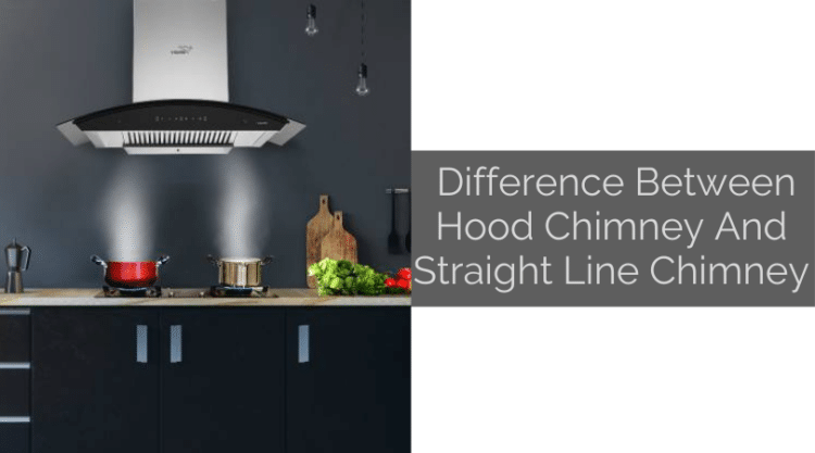 difference between chimney