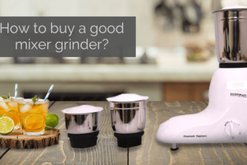 how to buy a good mixer grinder